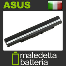 Batteria 14.4-14.8V 5200mAh EQUIVALENTE Asus A31-UL50 A31UL80 A31-UL80