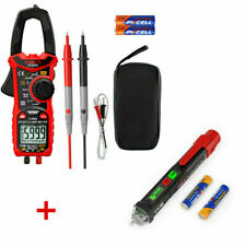 Kaiweets Acdc Digital Clamp Meter Multimeter With Detector Electrc Test Pen