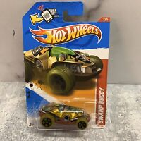 2012 Hot Wheels Thrill Racers Swamp Rally '12 Swamp Buggy #187