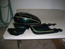 DARK DIAMOND GREEN Custom Mix Paint for Kawasaki Motorcycles- QUART - KZ900