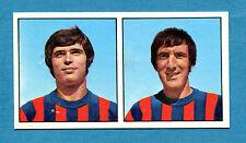 CALCIATORI PANINI 1970-71 - Figurina-Sticker - GIACOMIN#DE LUCA - CASERTANA -Rec