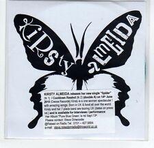 (EF561) Kirsty Almeida, Spider - 2010 DJ CD