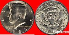 1985 P & D Kennedy Half Dollar Pair Choice/Gem Bu Set from mint sets No Reserve
