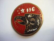 Guerra Del Vietnam a Tubo Insignia Arvn Aeronautica 116th Recon Squadrone