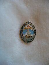 VS- SEAL OF THE DIOCESE OF NORTH CAROLINA ORG 1917 PIN  #48311 (MINT CONDITION)