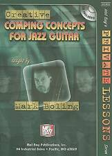 Creative Comping Concepts for Jazz Guitar by Mark Boling