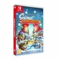 Scribblenauts Showdown For Nintendo Switch (New & Sealed)