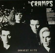 the cramps gravest hits black vinyl horror punk psychobilly
