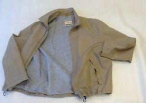 Vintage Thomas Burberry Zip Jacket & Inner Waistcoat Mens Size XL