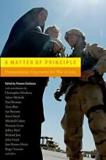A Matter of Principle: Humanitarian Arguments for War in Iraq-ExLibrary