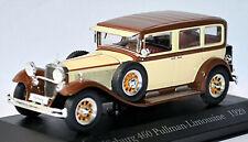 Mercedes Benz Nürburg 460 W08 Pullman Limousine 1929 creme braun 1:43