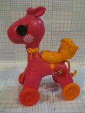 Lalaloopsy Littles/full size Rocker N Stroller Rocking Horse replacement pony