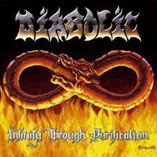 Diabolic - Infinity Through Purification CRYPTOPSY MORBID ANGEL CD NEU OVP
