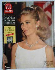 ►POINT DE VUE  1022 -1968 - PAOLA - LEOPOLD - BEGUM