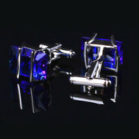 Cufflinks Mens Vintage Stainless Steel Wedding Party Gift Shirt Cuff Links CHI