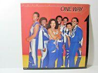 One Way Love Is 1981 MCA Vinyl Record  4