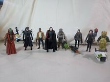 Star Wars Action Figures Loose with Weapons Accessories
