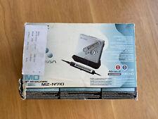 Lecteur enregistreur Minidisc Sony MZ-N710 Net MD MDLP avec accessoires