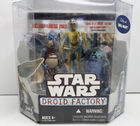 NEW | Star Wars Droid Factory Watt And R2-T0 5 Of 6 Walmart Exclusive