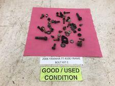 06 YAMAHA TTR50-E TTR50 TT-R50E 06-15 FRAME BOLTS MISCELLANEOUS NUTS PARTS C