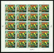 US #4349 42¢ Latin Jazz Sheet of 20 MNH, 2008