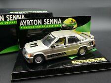 Minichamps 1:43 Ayrton Senna Mercedes-Benz 190E 1984 ASC no 11