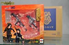 Megahouse Naruto: Uchiha Itachi & Sasuke GEM Series PVC Figure 4535123822926
