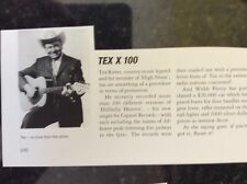 b1s ephemera music reprint article 1961 tex ritter hillbilly heaven