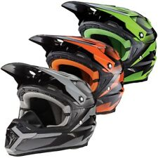 Arctic Cat Adult MX Aircat Snowmobile DOT & ECE Helmet - Gray, Orange, or Green