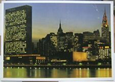 New York Printed Collectable USA Postcards