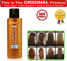 Brazilian Keratin Treatment Hair Therapy Shampoo Straightening 5% Formaldehyde