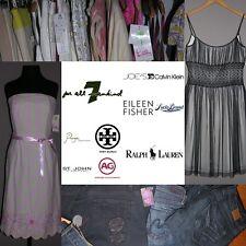 $1500 NEW Wholesale Lot Resale Womens Designer Clothing Jeans tops dresses skirt