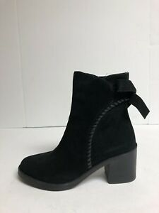 UGG Fraise Whipswitch Womens Boot Black 7.5 M