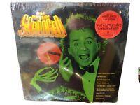 SCROOGED Soundtrack- Bill Murray Vinyl LP NEW  Sealed,Danny Elfman