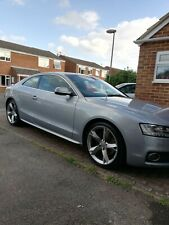 Audi A4/A5 s line side skirts good condition LX7V
