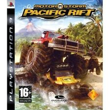 Sony Motorstorm Pacific Rift PlayStation 3 Vídeo juego