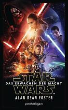 Star Wars - Episode VII - Das Erwachen der Macht (Alan Dean Foster) Buch WIE NEU