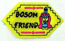 Applikation zum Aufbügeln  Bügelbild  3-028  Bosom Friend