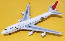 Big Bird 1:400 JAL Japan Air Lines 747-400 Hanshin Tigers JA8906