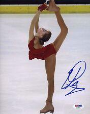 Elena Radionova Signed Photo 8x10. Psa/Dna:#Ab28523