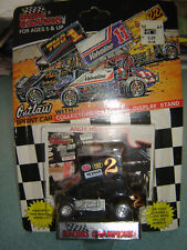 Outlaw Sprint Car Racing Champions 1:64 Diecast #2 ANDY HILLENBURG Dirt Track