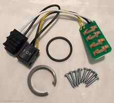 Genuine NuTone S0901B000 Central Vacuum Hose Switch Repair Kit For CH515 CH615