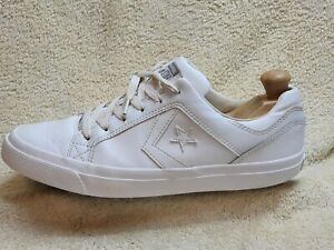 Converse All Star Comfort Street trainers Leather White UK 8 EUR 42.5