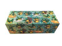Pokemon Center TCG Japanese XY Pikachu Rayquaza Poncho Card Storage Box