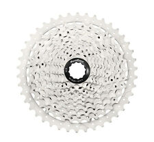 Sunrace MS3 - 10 Speed Wide Range MTB Cassette - Silver - 11-42
