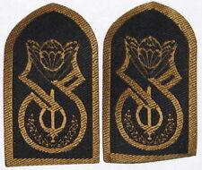 Shia Islam SEPAH-e QUDS سپاه قدس Overseas Duties Insignia Patch Collar Badge