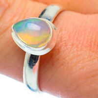 Ethiopian Opal 925 Sterling Silver Ring Size 9.75 Ana Co Jewelry R37134F