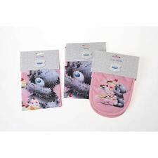 Me to You Kitchen Gift Set Apron Tea Towel & Gloves - Tatty Teddy Bear