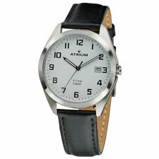 ATRIUM Men's Wristwatch Titan A14-10 Leather