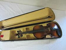 eine alte Geige 3/4    mit Koffer   Nr 2143